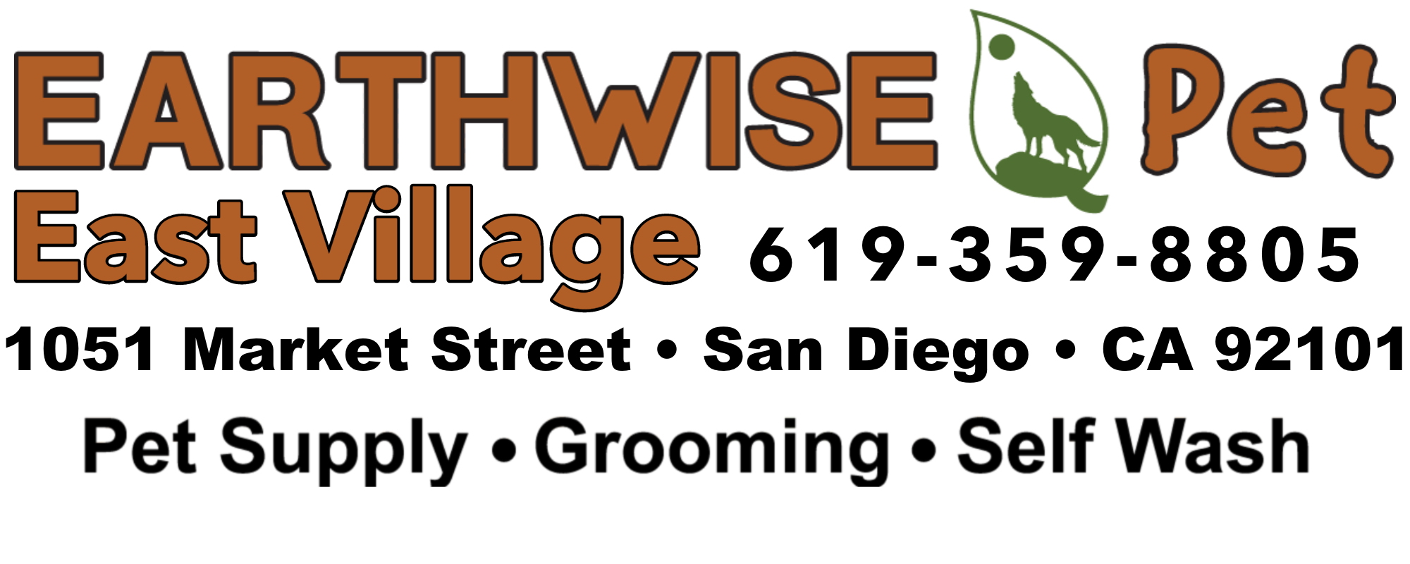 Earthwise Pet – East Village